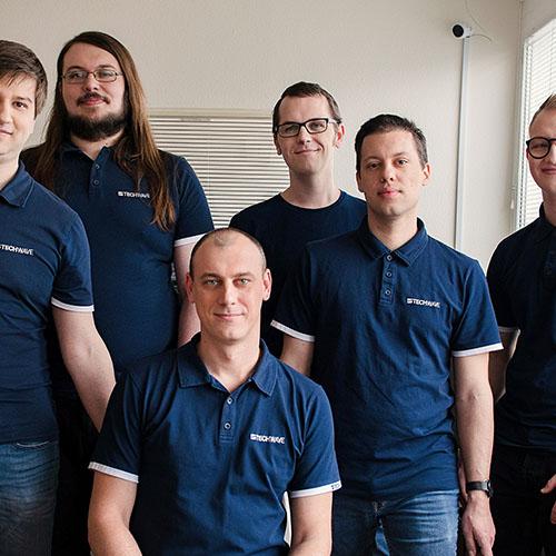Techwave Team 1220 Gruppe